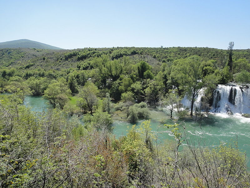 Waterfalls Kravice